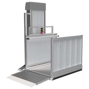 PASSPORT® Vertical Lift with Turn Platform 52