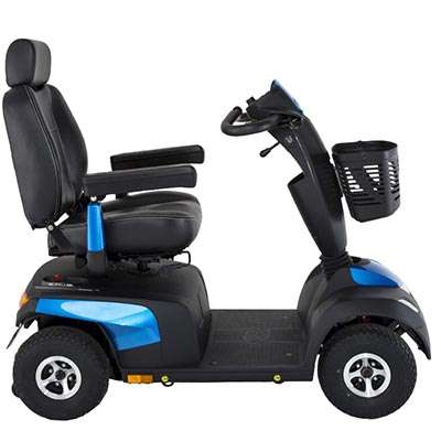 Comet Ultra Pro HD 4 Wheel Scooter 10 km/h 1