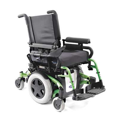 TDX SP Power Wheelchair - Rehab Seat 1