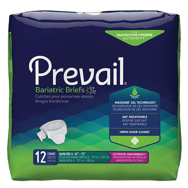 Specialty Sizes Briefs - Maximum to Ultimate Absorbency