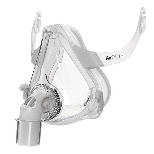 AirFit F10 Full Face Mask without Headgear - Small