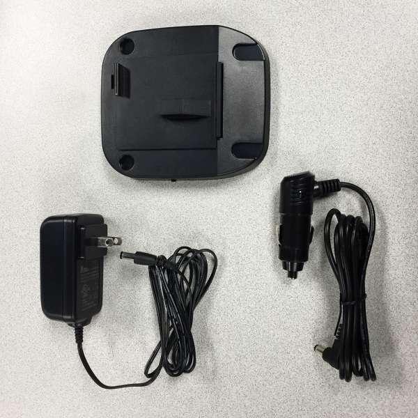 SoClean Car Power Kit Plus AC Adapter
