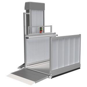 PASSPORT® Vertical Lift with Turn Platform 120