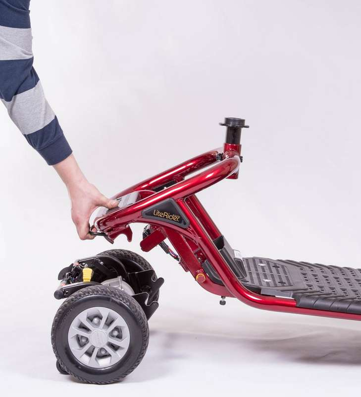 LiteRider 4-Wheel