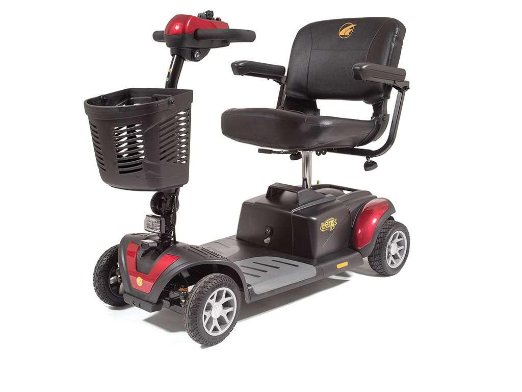 Buzzaround XLS-HD - 4 Wheel