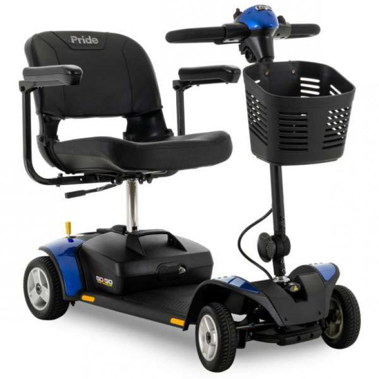 Go-Go Elite Traveller 4-Wheel