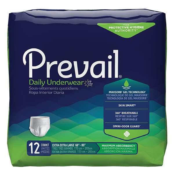 Maximum Protective Underwear - Maximum Absorbency