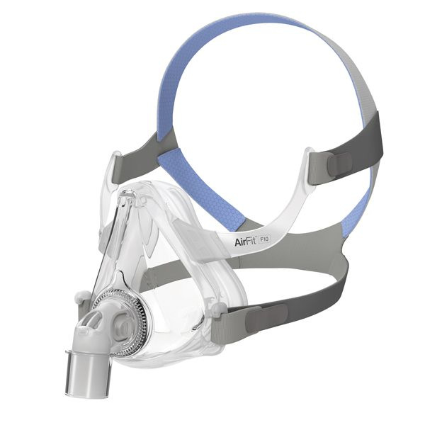 AirFit F10 Full Face Mask with Headgear - Large