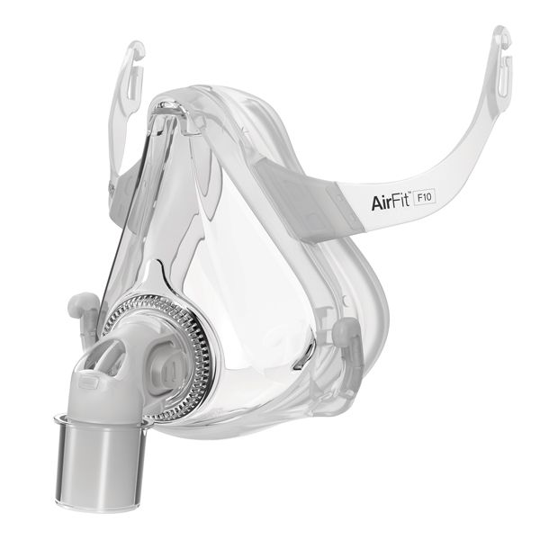 AirFit F10 Full Face Mask without Headgear - X Small