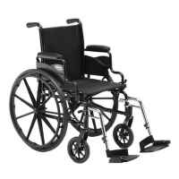 Image of 9000 SL Wheelchair, Desk Arms