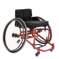 Pro-2 All Sport Wheelchair w/ Freewheel thumbnail