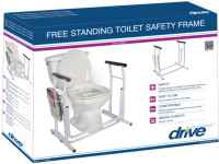Free-standing Toilet Safety Rail thumbnail
